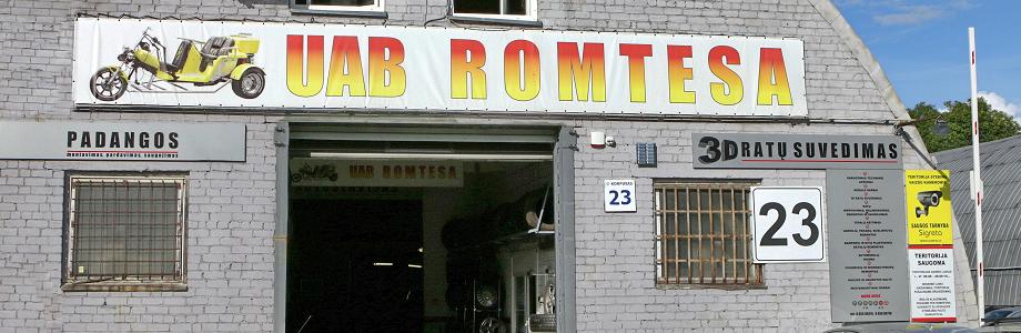UAB Romtesa