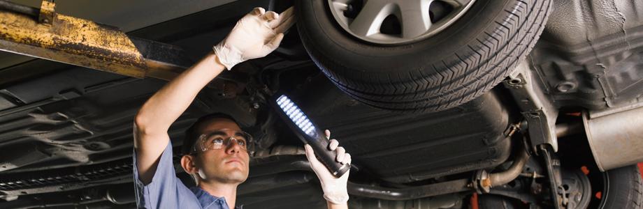 Atliekame automobilių paruošimą techninei apžiūrai